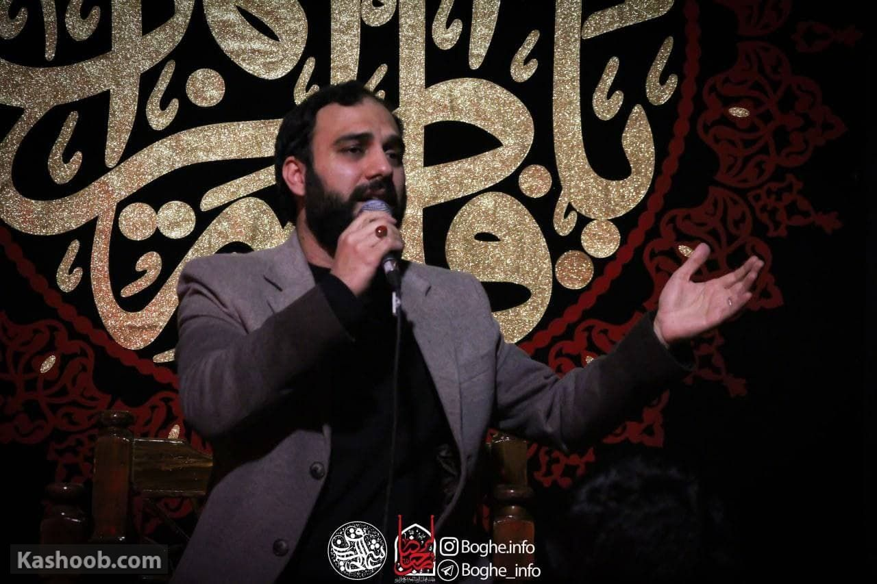 سید مهدی حسینی فاطمیه