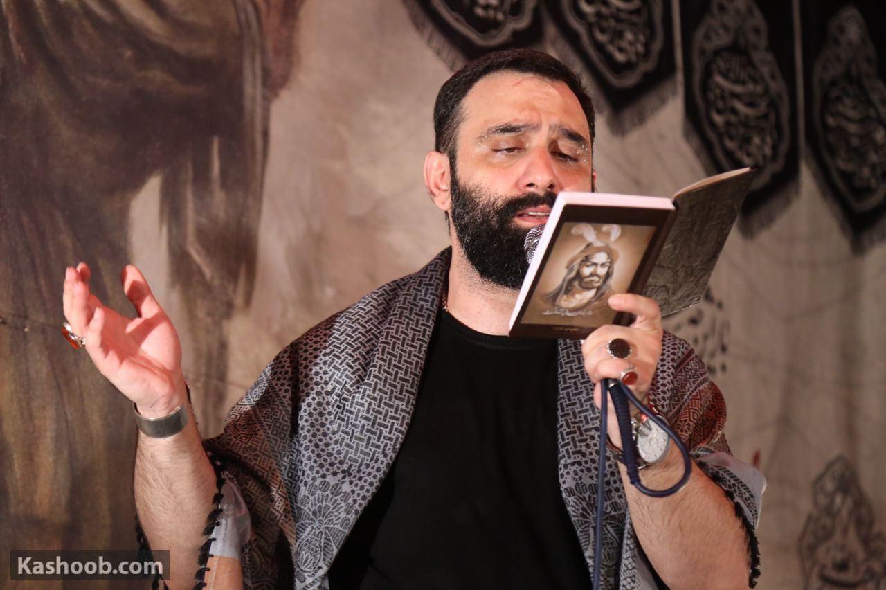 جواد مقدم تاسوعای حسینی