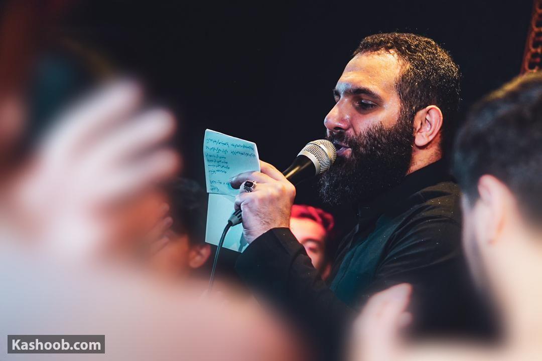 محمد حسین حدادیان وفات حضرت خدیجه (س)