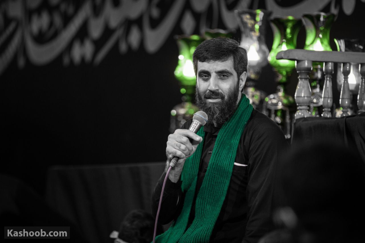 سید رضا نریمانی عاشورای حسینی