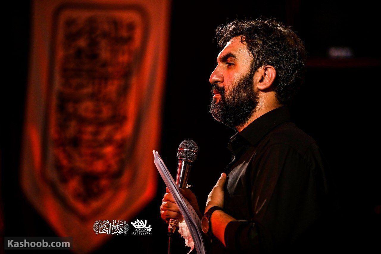 حمید علیمی اربعین حسینی شور