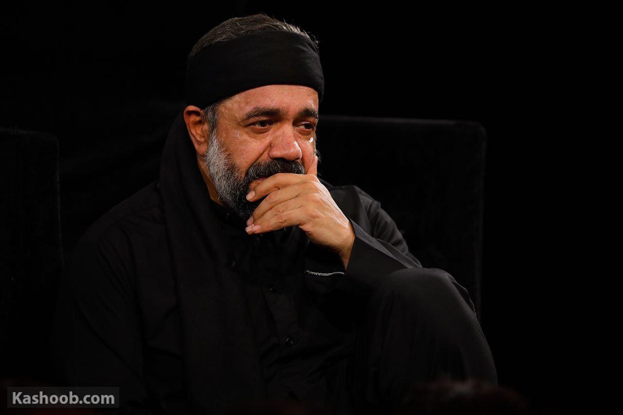 حاج محمود کریمی شب سوم محرم