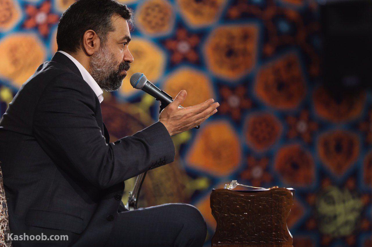 حاج محمود کریمی ولادت امام حسن مجتبی (ع) مولودی