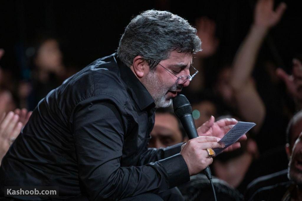 حاج محمدرضا طاهری شب اول محرم