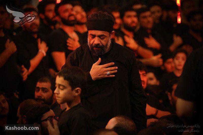 حاج محمود کریمی شهادت حضرت علی اصغر (ع)