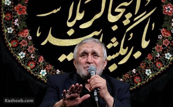 حاج منصور ارضی ماه مبارک رمضان
