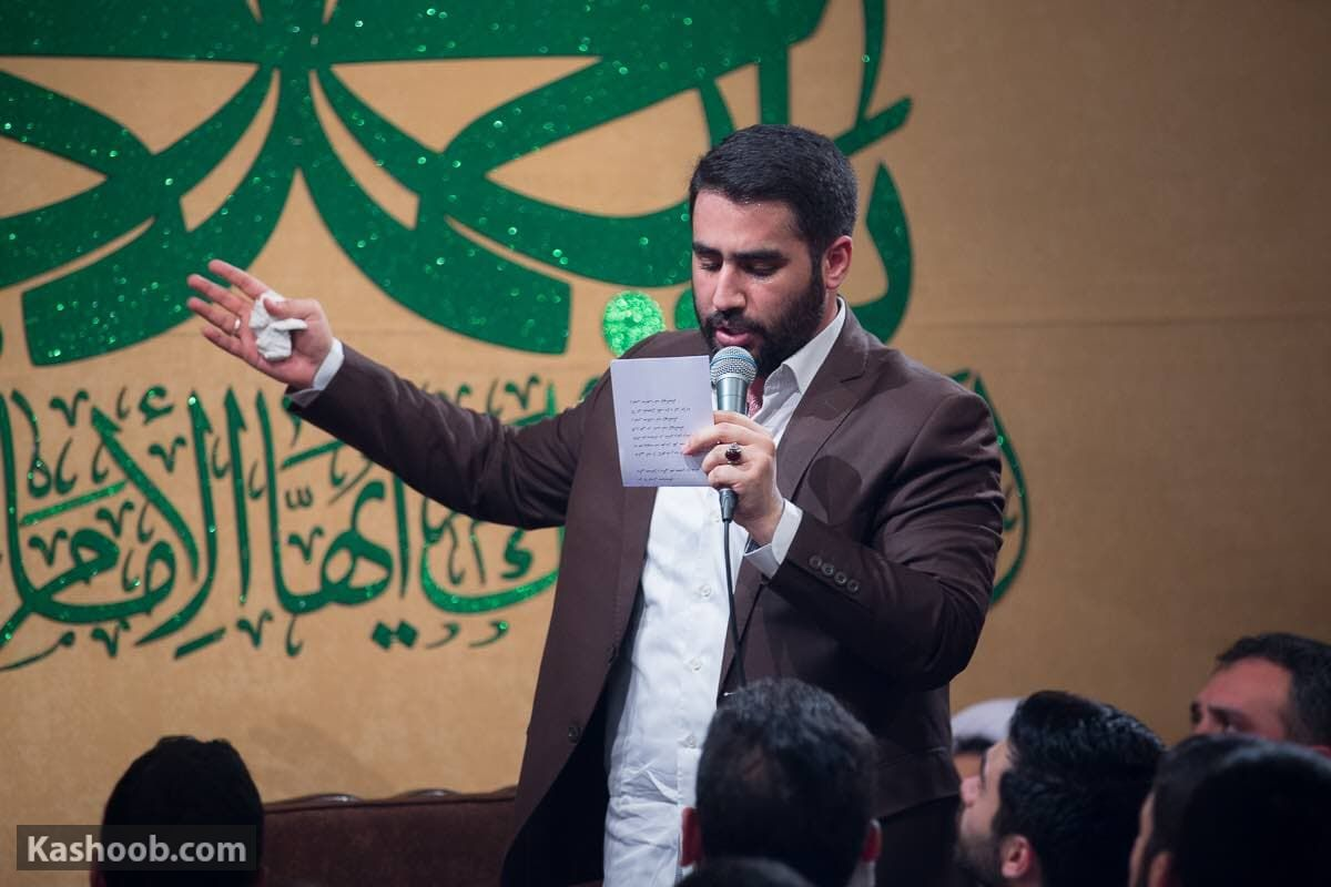 حسین طاهری ولادت حضرت محمد (ص)