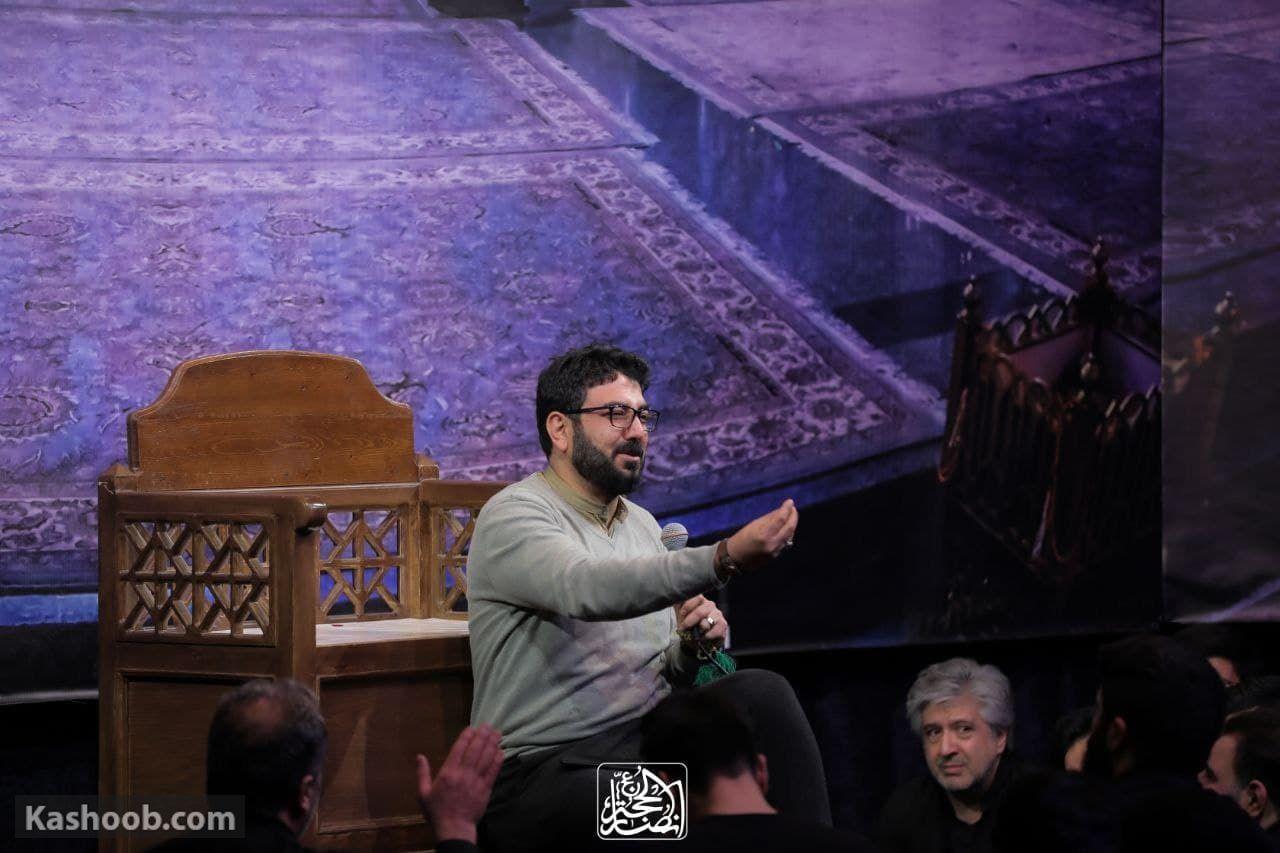 حامد عسکری شهادت حضرت زینب (س)