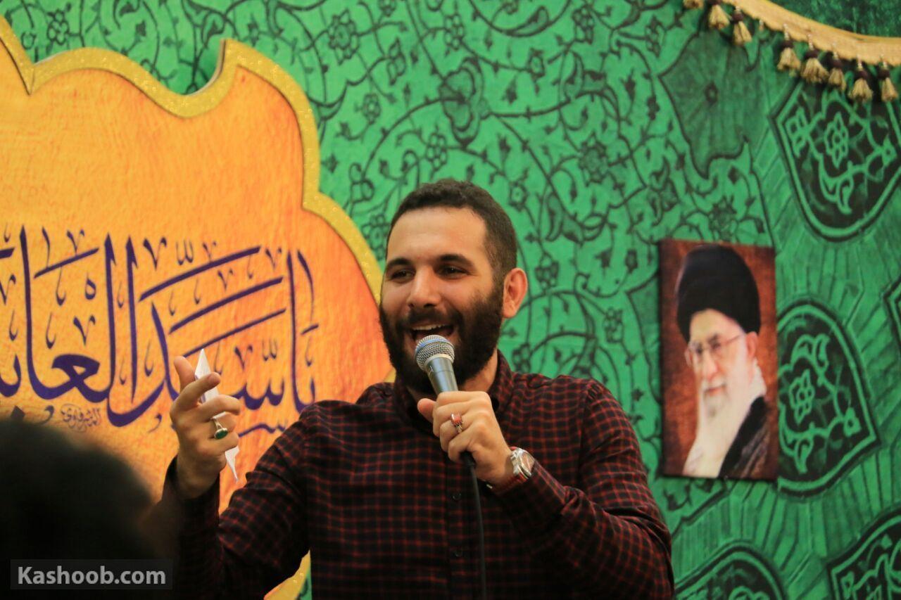 محمد حسین حدادیان ولادت حضرت ابالفضل (ع) مولودی
