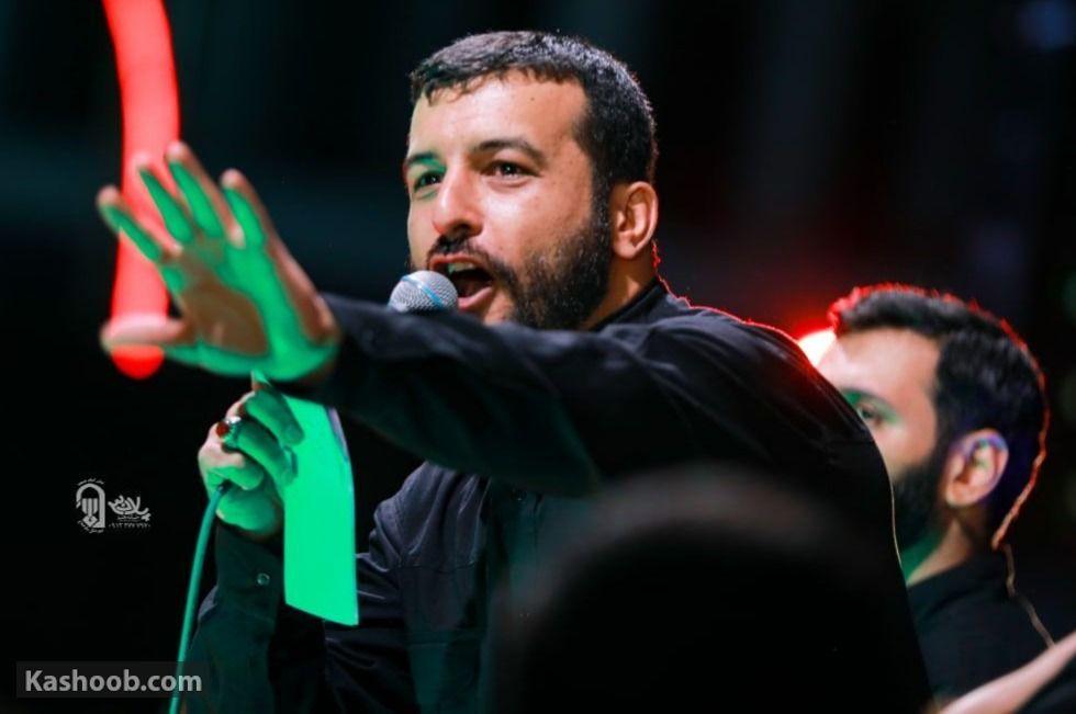 سید امیر حسینی مناجات با امام حسین (ع)