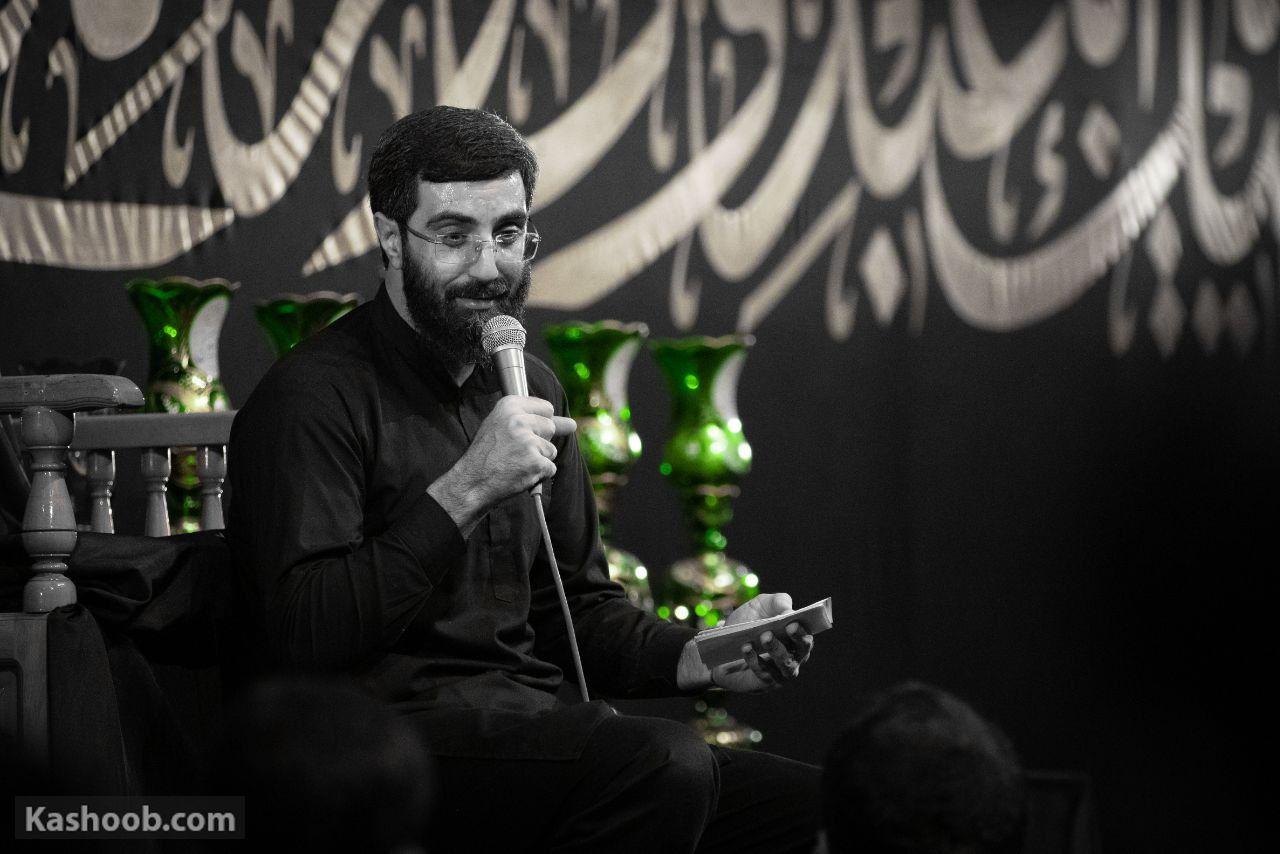 سید رضا نریمانی شب چهارم محرم