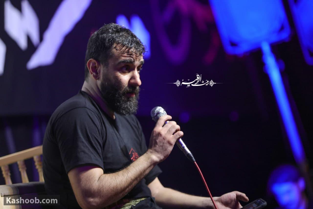 علی پورکاوه اربعین حسینی
