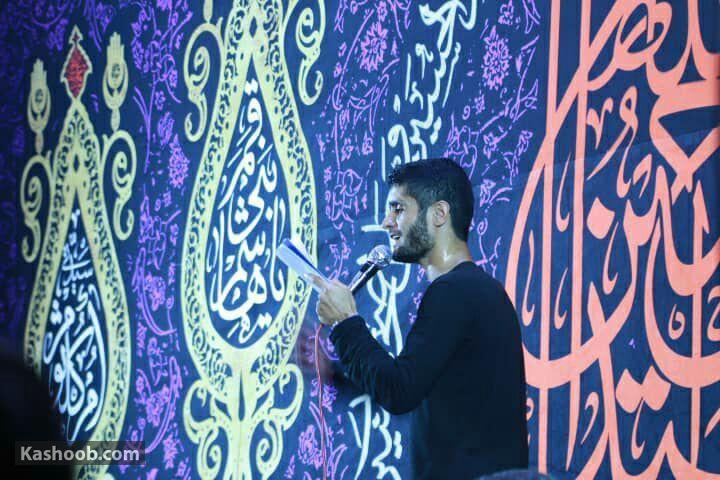 محسن عراقی شهادت حضرت زینب (س) شور