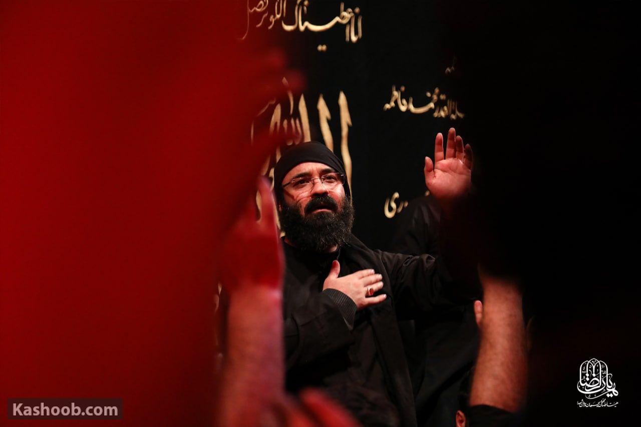 عبدالرضا هلالی شهادت حضرت زینب (س) شور