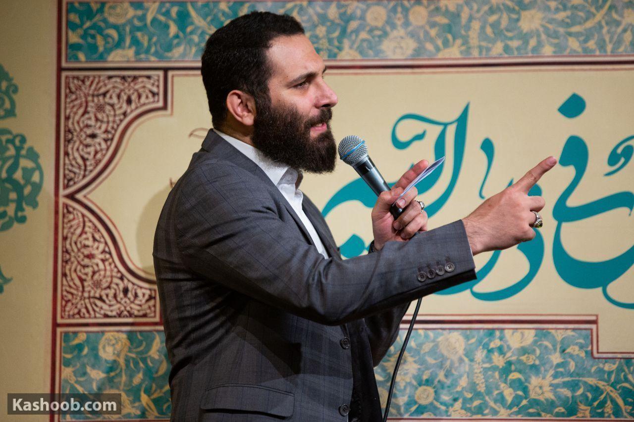 محمد حسین حدادیان ولادت امام زمان (عج)
