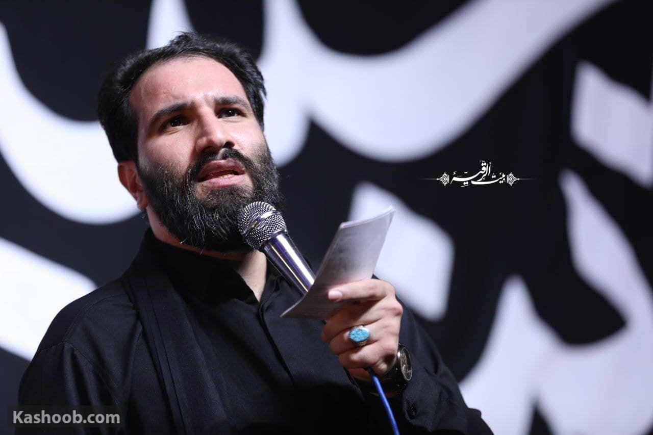 رضا شیخی اربعین حسینی