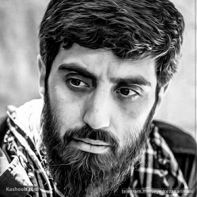 سید رضا نریمانی شهدای مدافع حرم