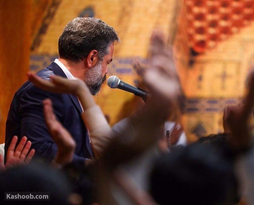 حاج محمود کریمی عید غدیر خم