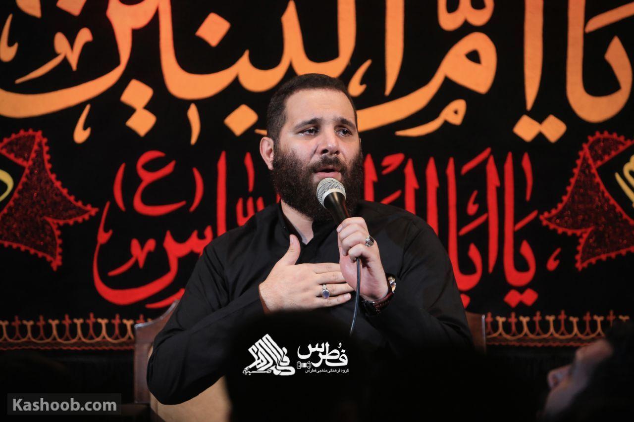 محمد حسین حدادیان وفات حضرت ام البنین (س) شور