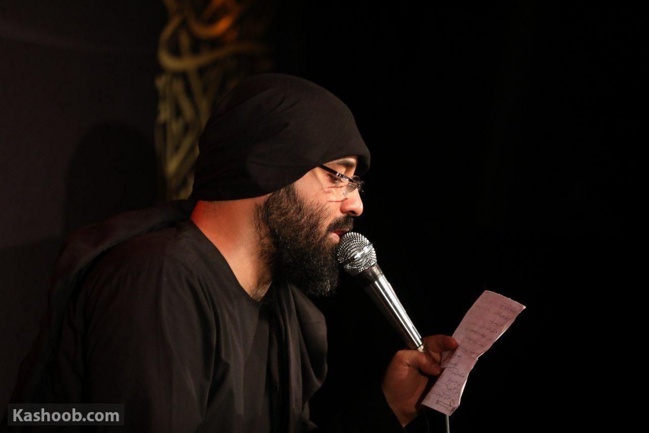 عبدالرضا هلالی تاسوعای حسینی شور