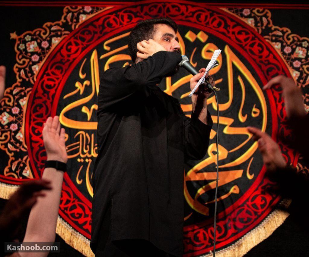 حسین طاهری عاشورای حسینی