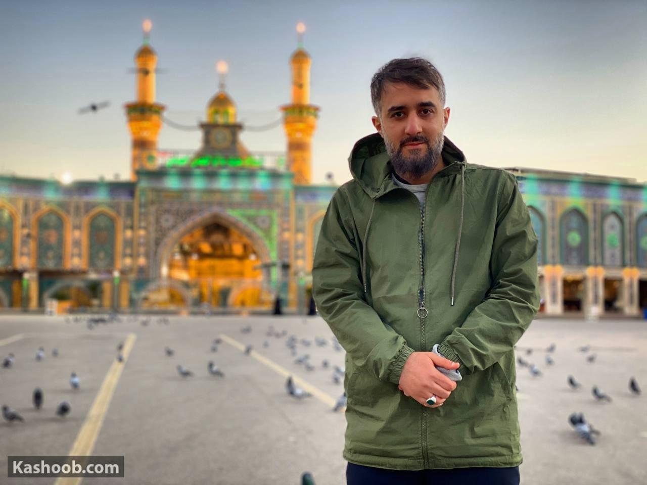 محمد حسین پویانفر مناجات با امام زمان (عج) نواهنگ