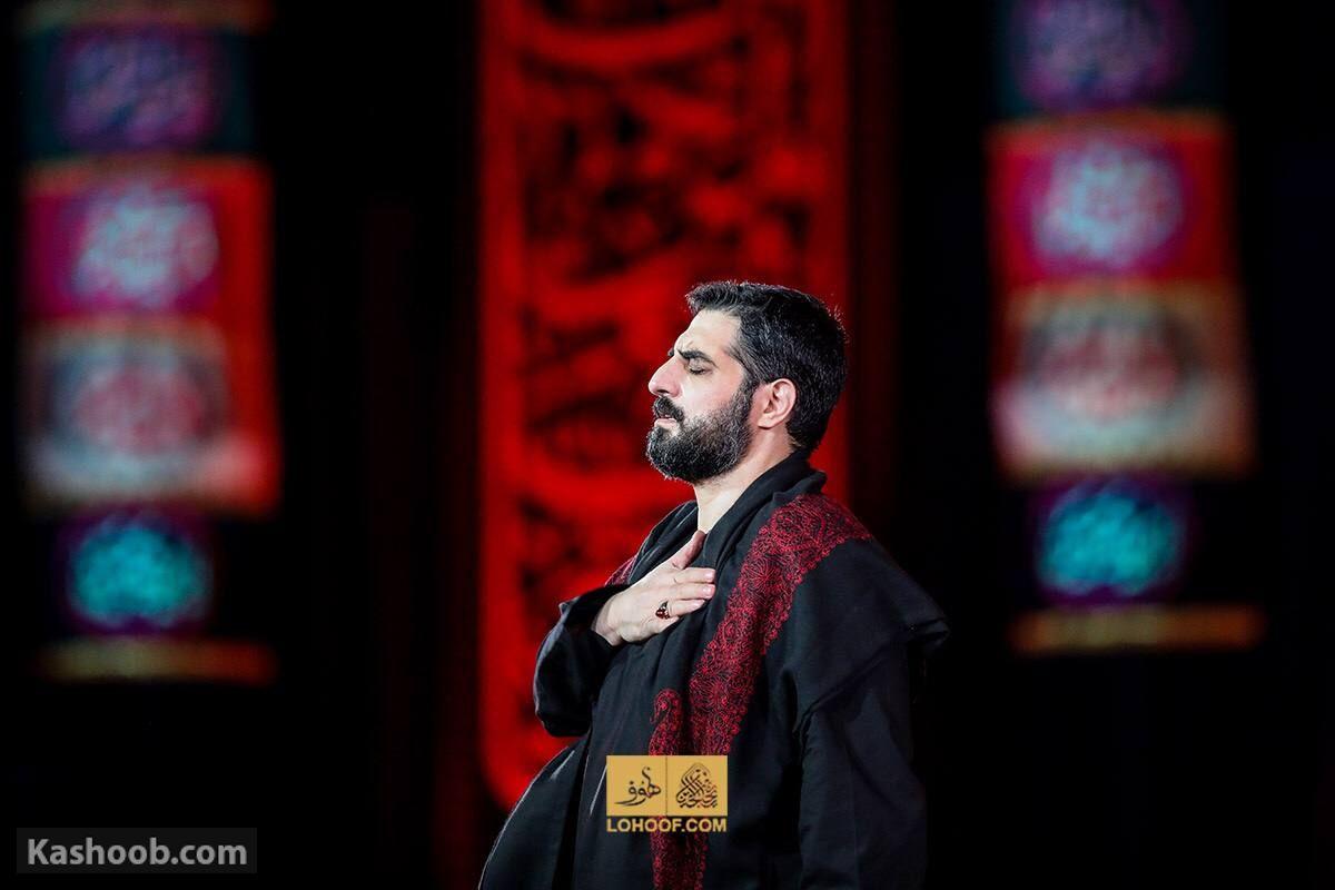 سید مجید بنی فاطمه شب هفتم محرم