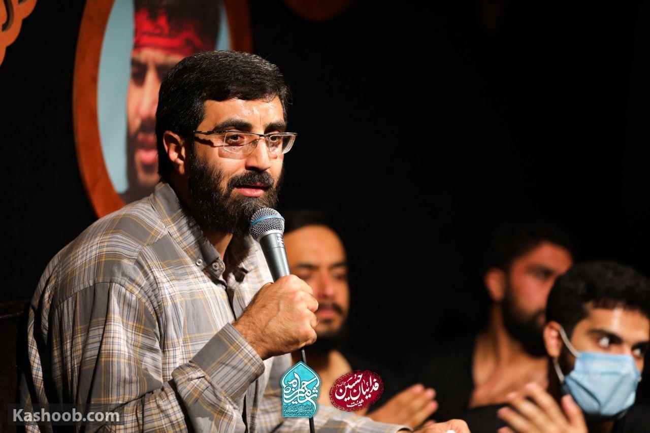 سید رضا نریمانی لیلة الرغائب