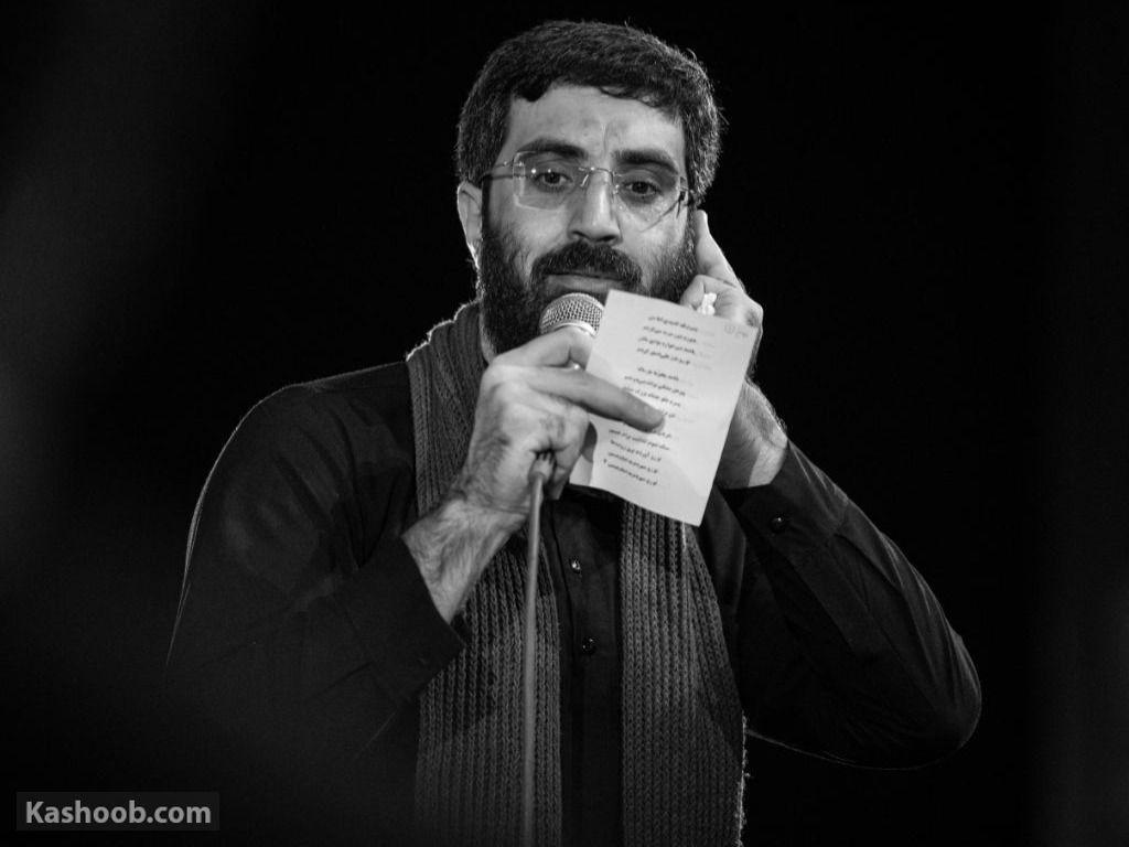 سید رضا نریمانی شب هشتم محرم