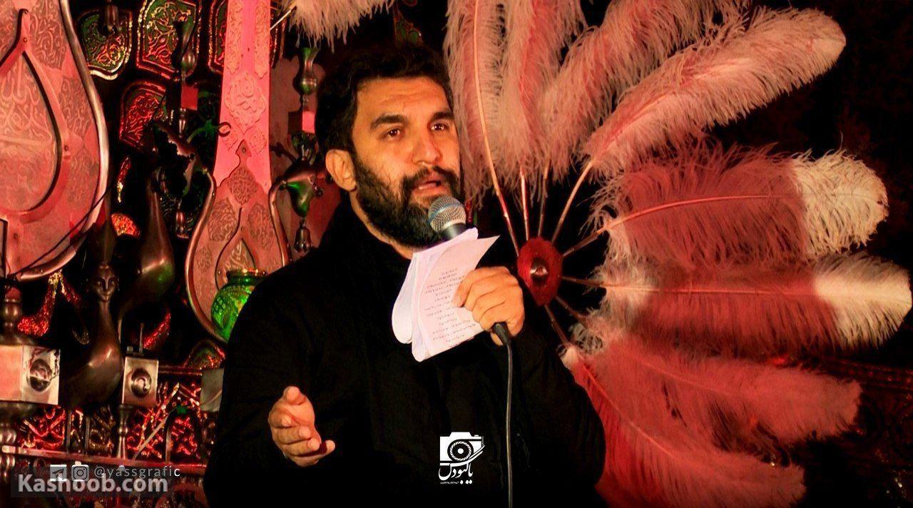 حمید علیمی اربعین حسینی