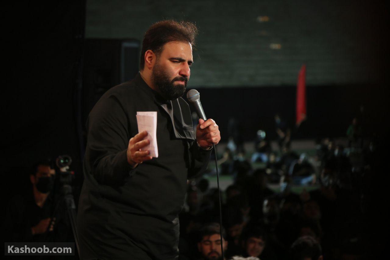 امیر کرمانشاهی شب هشتم محرم