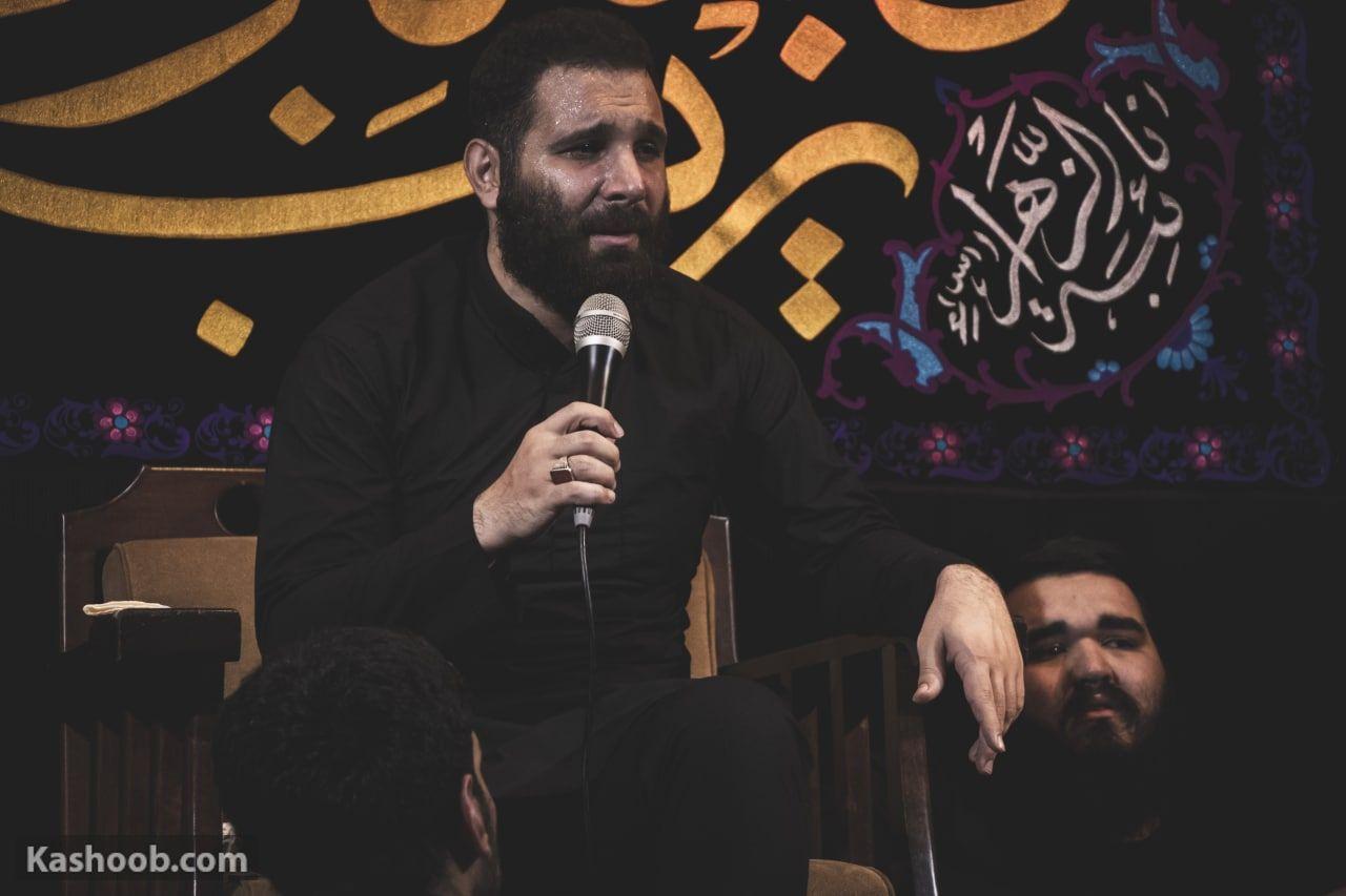 محمد حسین حدادیان شهادت حضرت زینب (س) شور