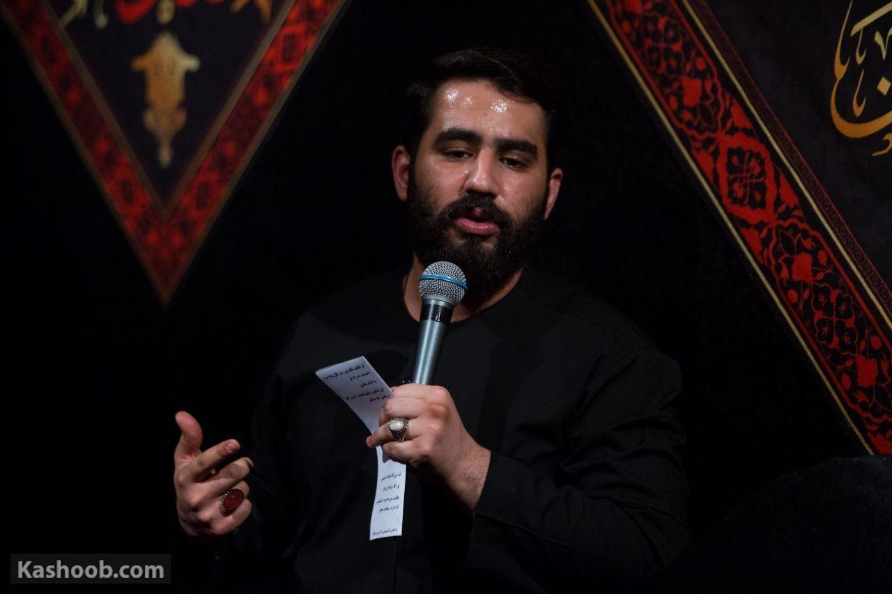 حسین طاهری شهدای مدافع حرم شور