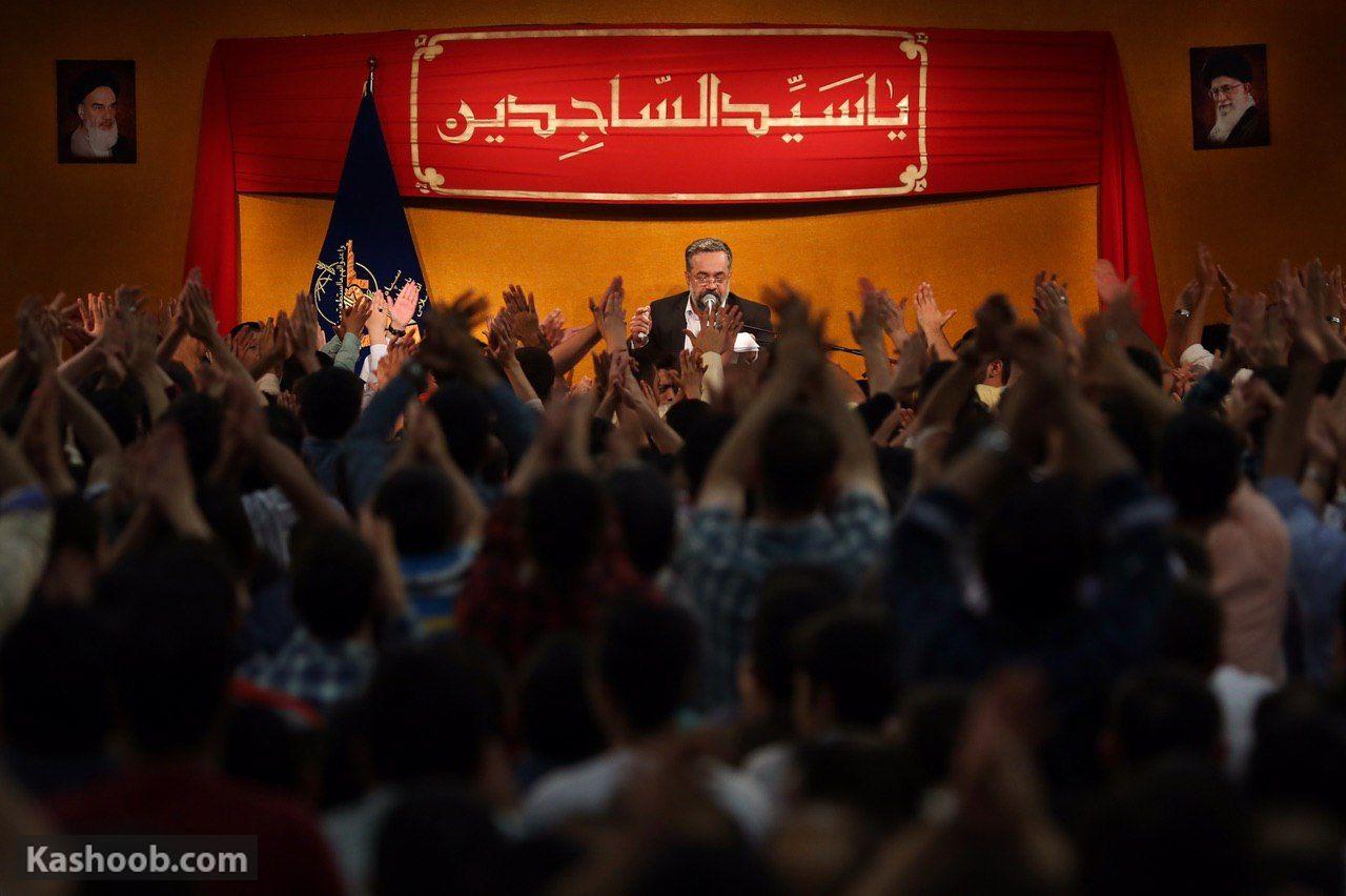 حاج محمود کریمی ولادت امام سجاد (ع)