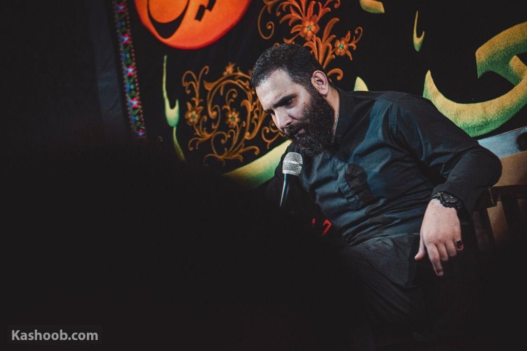 محمد حسین حدادیان مناجات با امام حسین (ع) شور