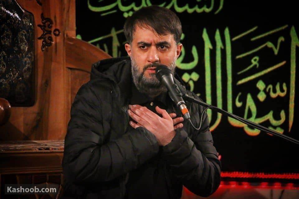 محمد حسین پویانفر فاطمیه
