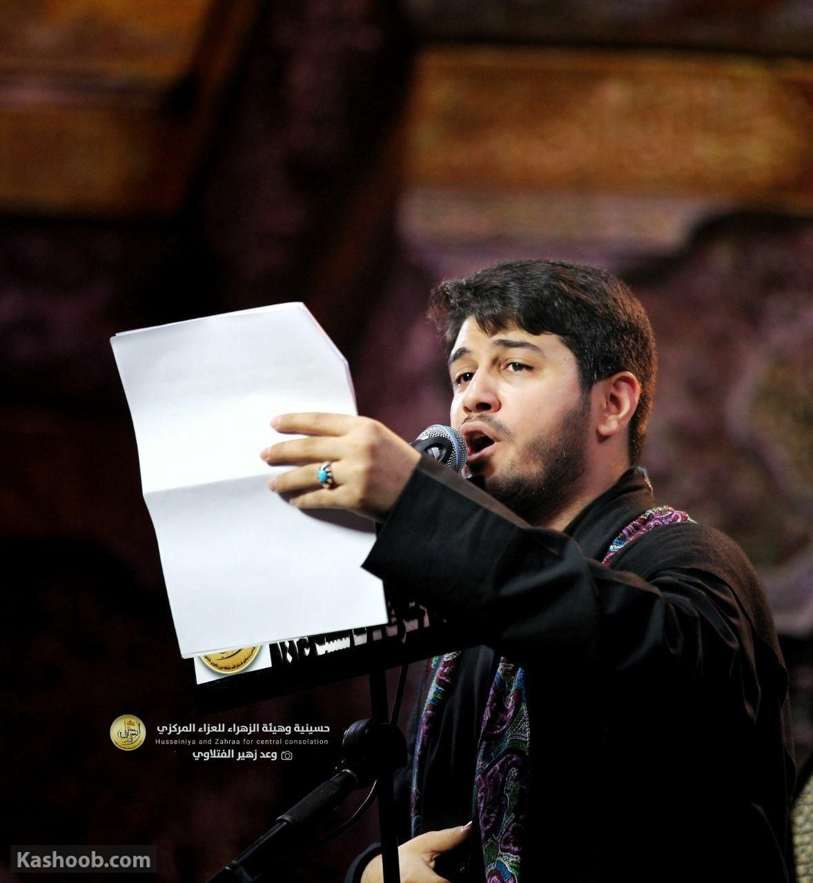 محمد الجنامی اربعین حسینی نواهنگ