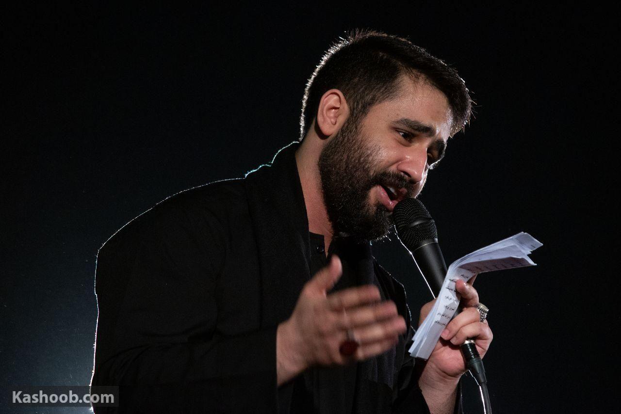 حسین طاهری شب سوم محرم