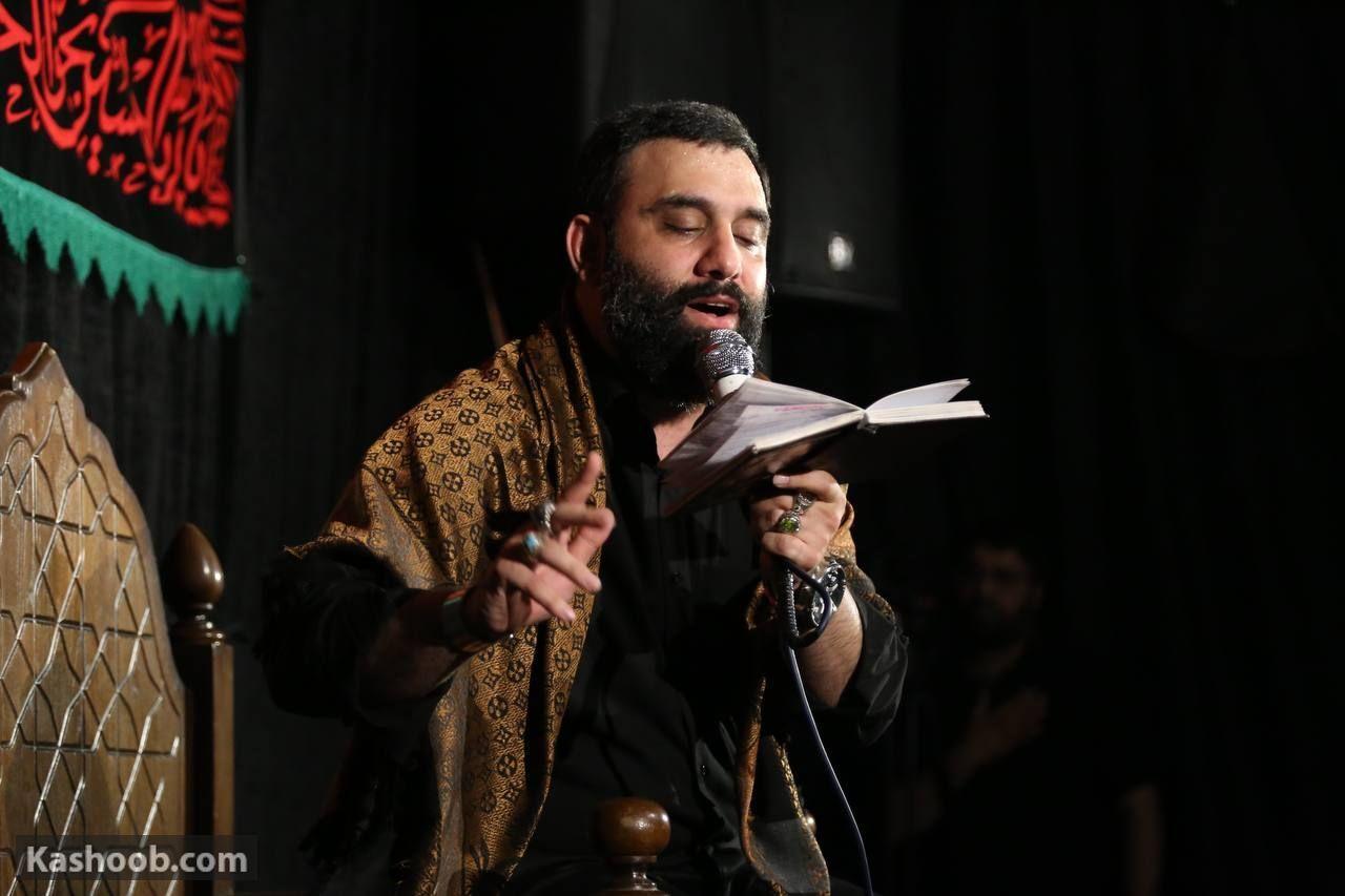 جواد مقدم شب اول محرم