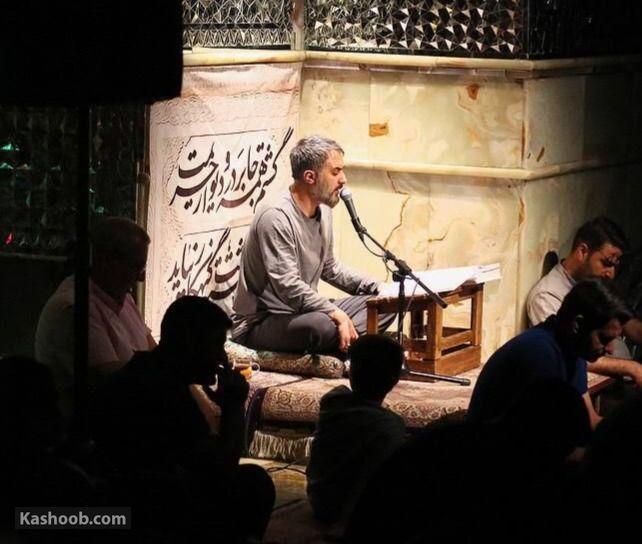 محمد حسین پویانفر مناجات با امام رضا (ع)