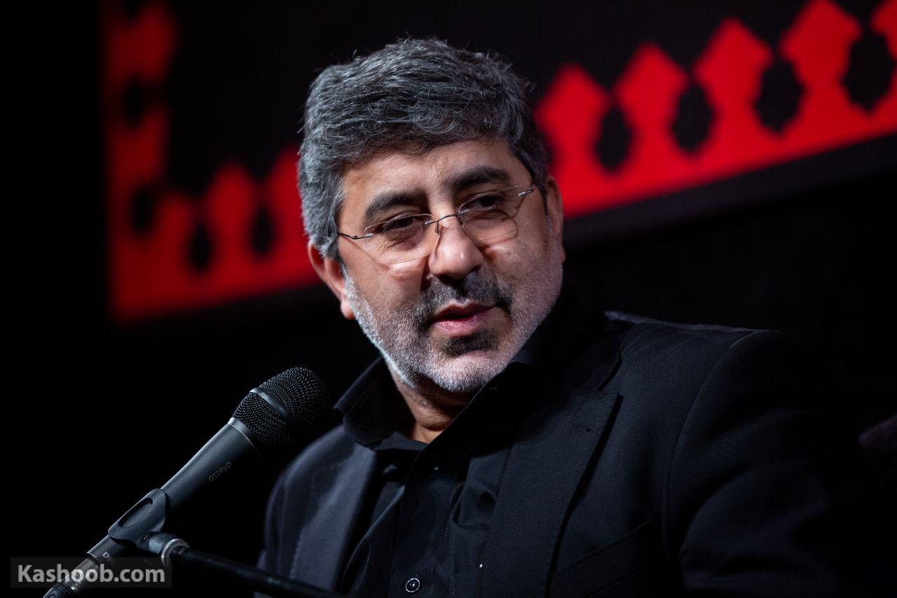 حاج محمدرضا طاهری شهادت امام هادی (ع) روضه
