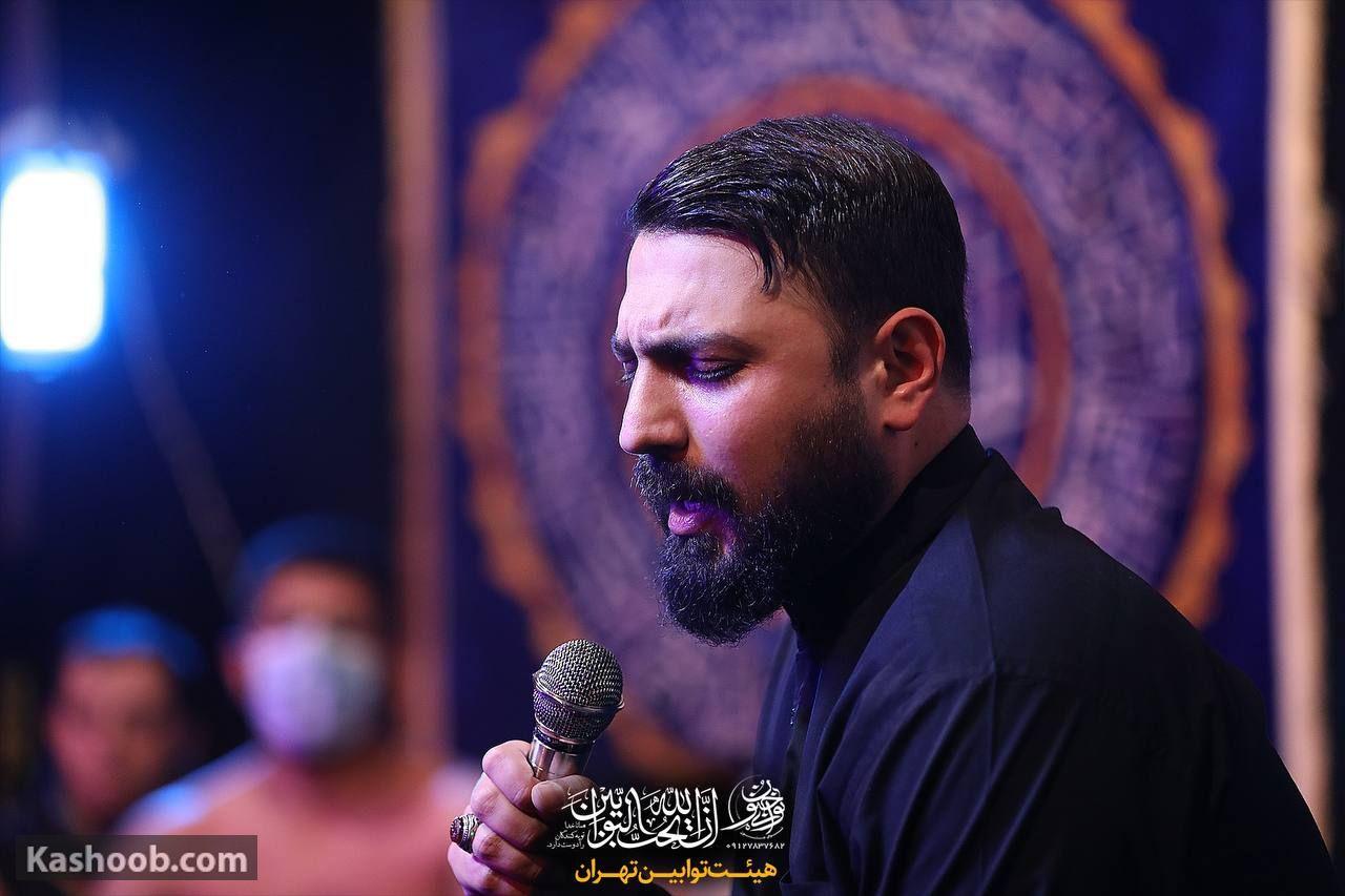 محمد ابراهیمی اصل مناجات با امام زمان (عج)