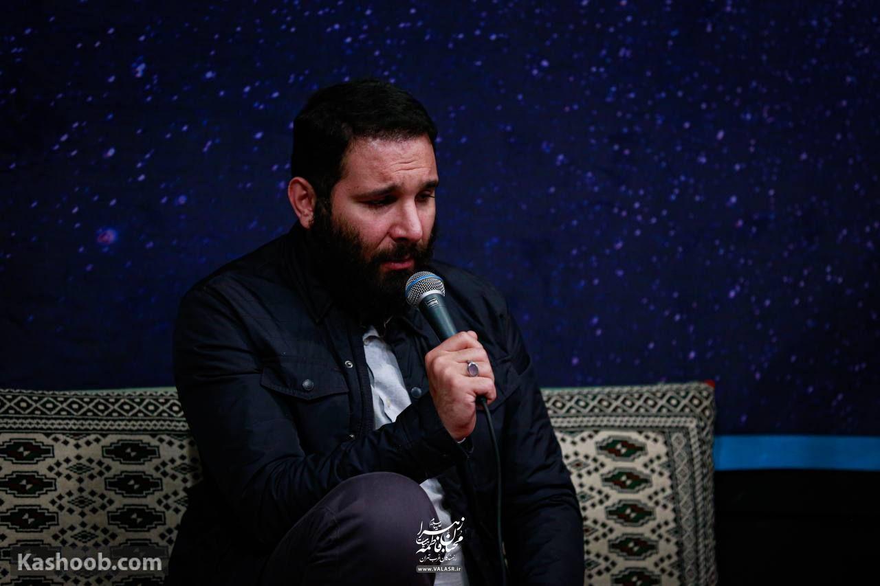 محمد حسین حدادیان تخریب بقیع
