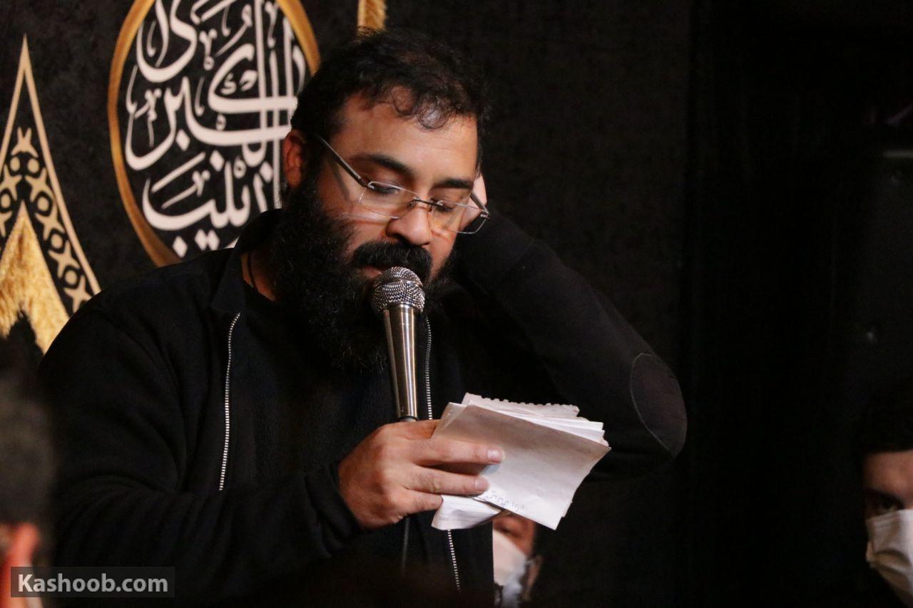 عبدالرضا هلالی شهادت حاج قاسم سلیمانی