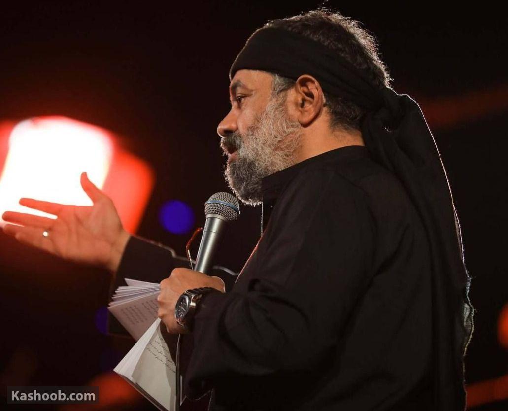حاج محمود کریمی شب هشتم محرم