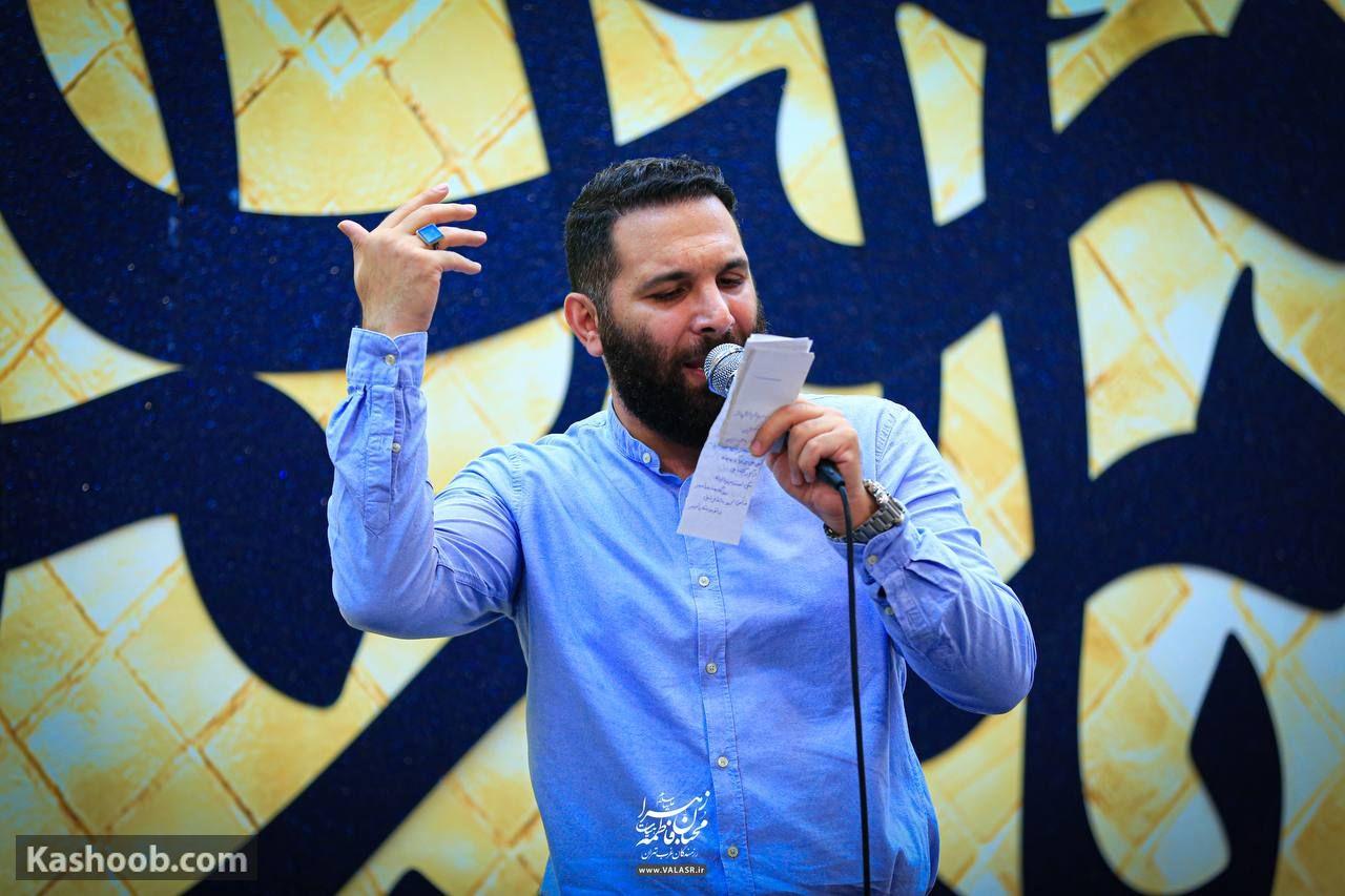 محمد حسین حدادیان عید غدیر خم