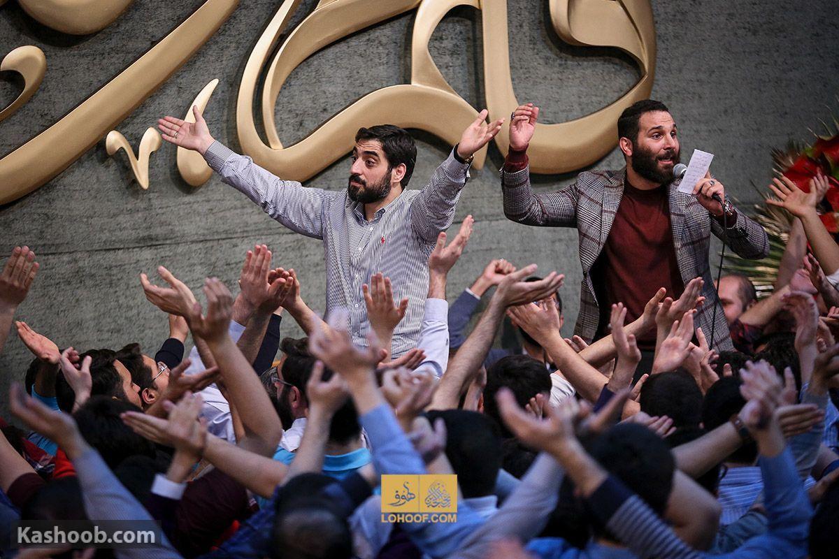 محمد حسین حدادیان ولادت حضرت فاطمه (س) مولودی