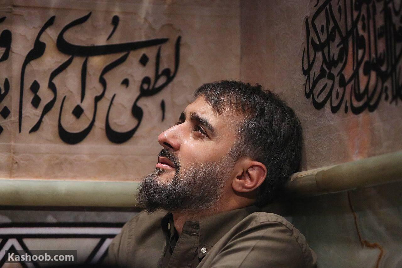 محمد حسین پویانفر مناجات با خدا