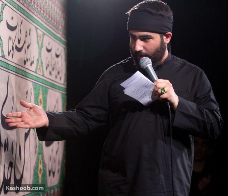 حسین طاهری شب پنجم محرم