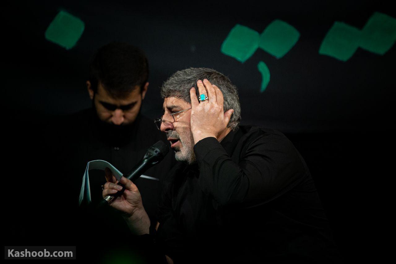 حاج محمدرضا طاهری شهادت امام حسن مجتبی (ع)